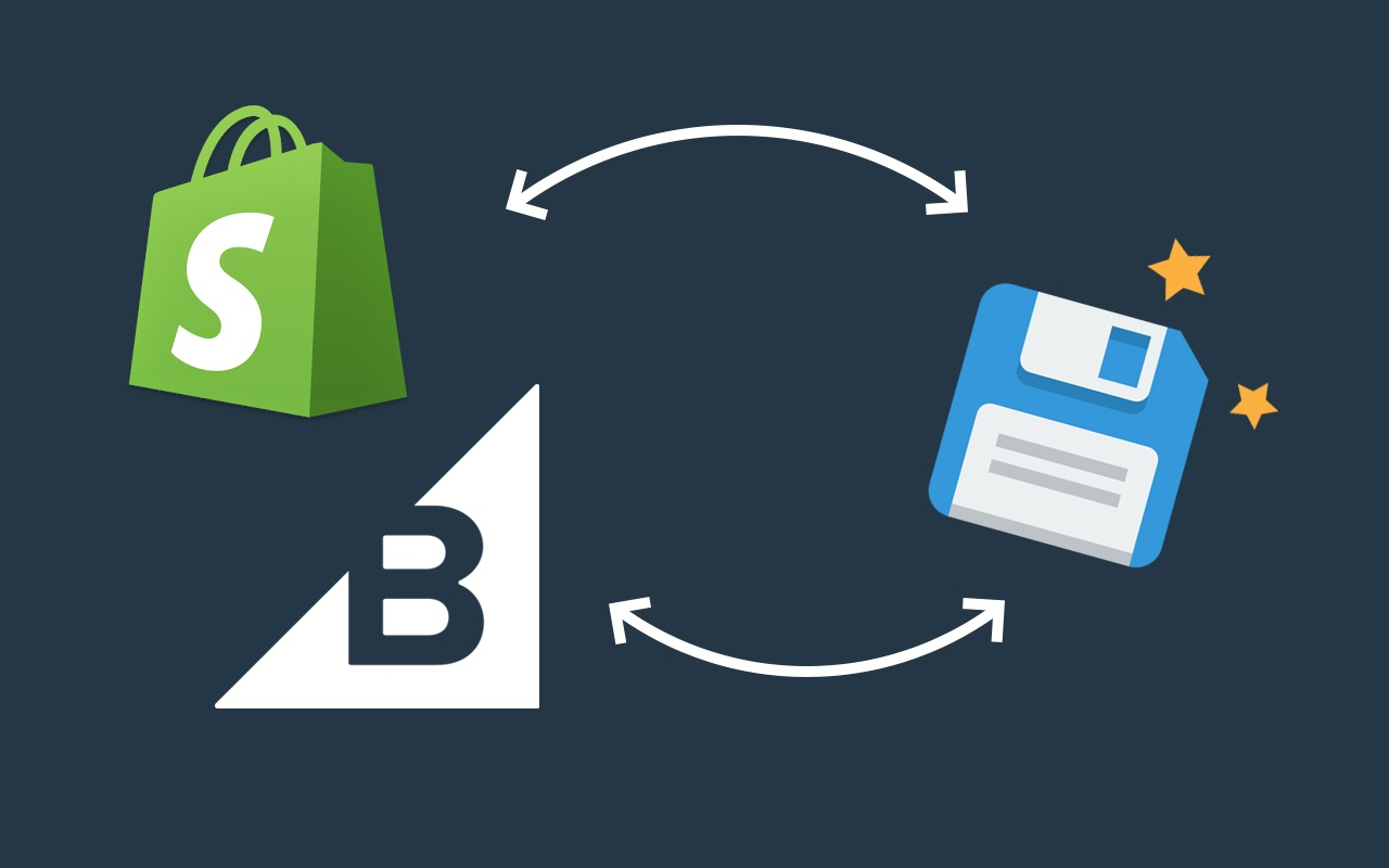 Backup Shopify and BigCommerce