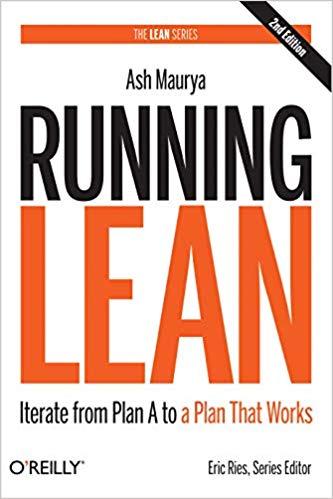 Running Lean, Ash Maurya