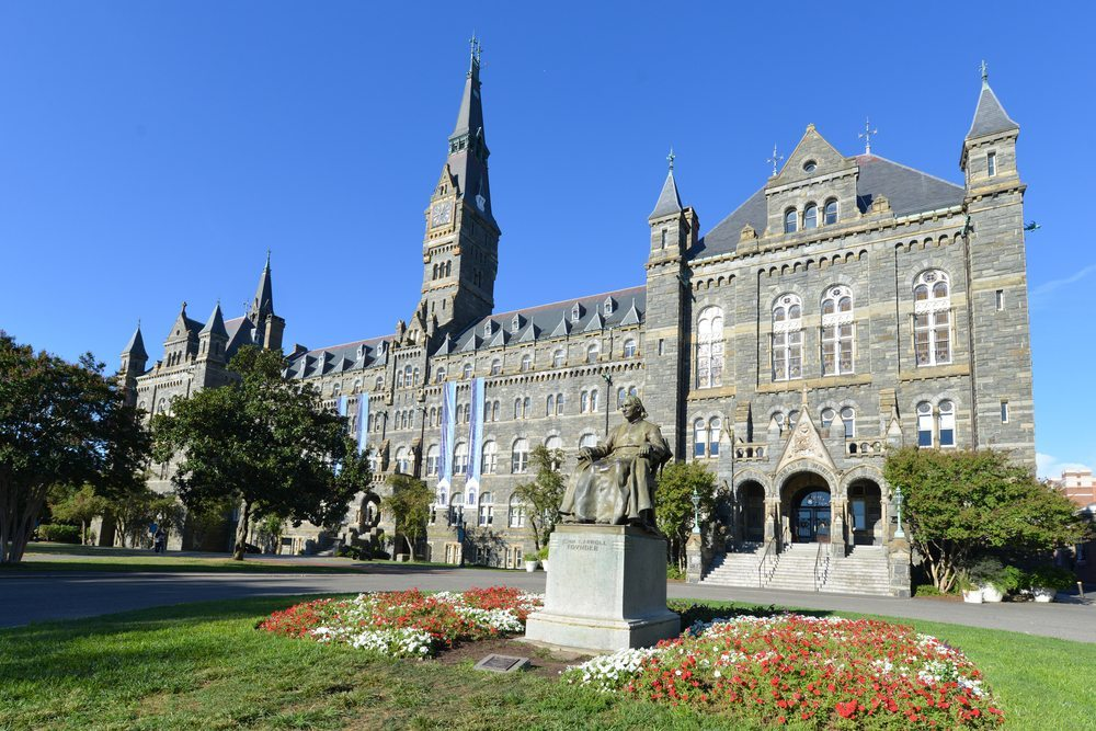 Why Is Georgetown University Denying Freedom of Speech and Assembly? A Letter to the President - Rewire.News