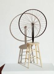 Duchamp - Bicycle Wheel