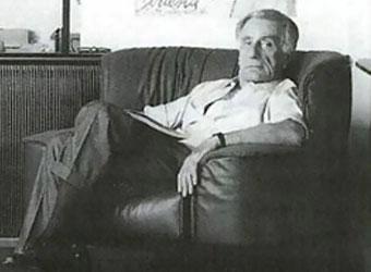 portrait of Gianfranco Frattini