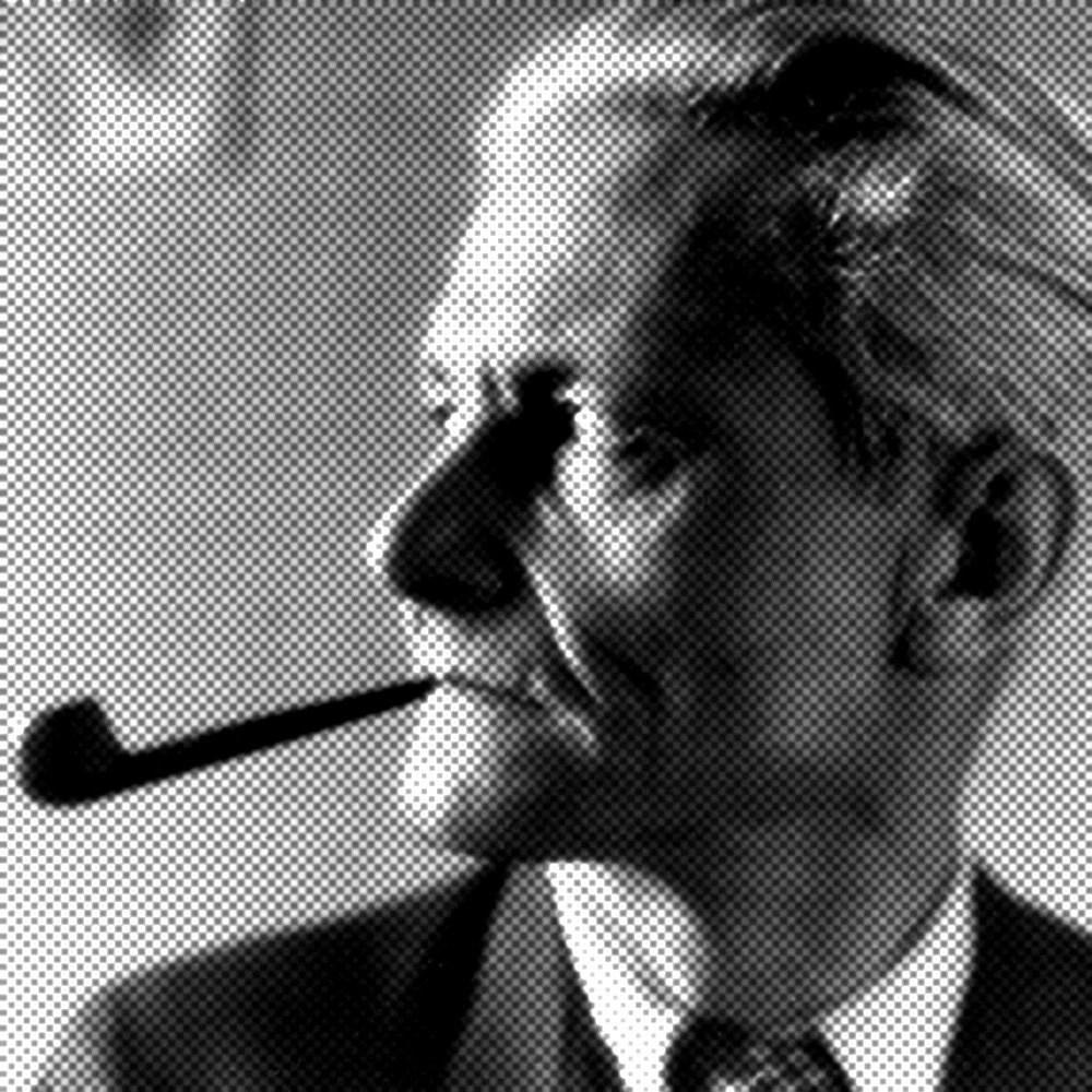 portrait of Wilhelm Wagenfeld