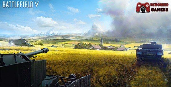 Battlefield V Game Screen 1