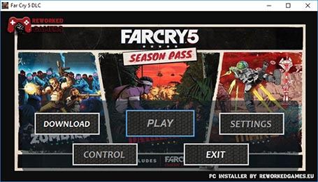 Far Cry 5 DLC Download Full Version - Reworked Games