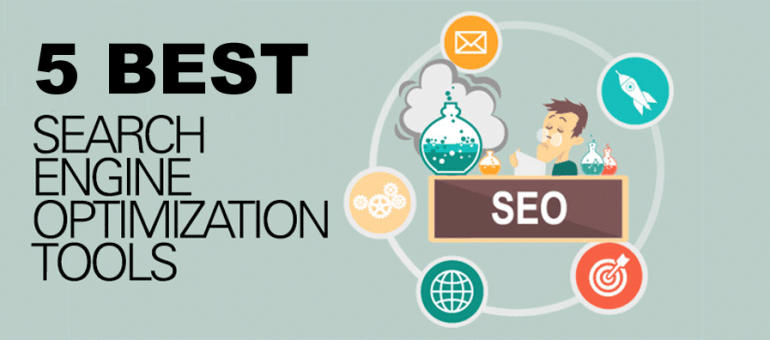 5 best seo tools