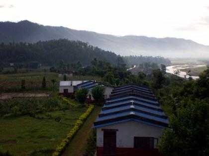 My room in Hetauda