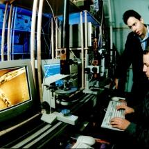 Лабораторія спектроскопії феритових плівок, 1997 р.