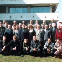 Склад кафедри, квітень 2002 р.