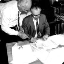 П. Мельник, І. Шашурін, 80-ті роки