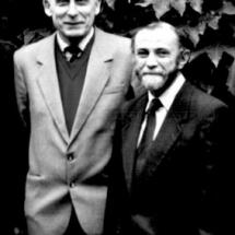 Д. Поданчук, В. Курашов, 90-ті роки