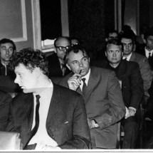На Всесоюзному семінарі по спінових хвилях, Ленінград, 70-ті роки ХХ ст.
