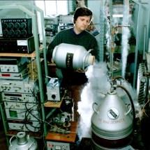 О. Іванюта, лабораторія НВЧ мікроелектроніки, 90-ті роки