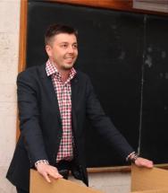 Yuriy Dovgan, ICAP'18, IT Seminar