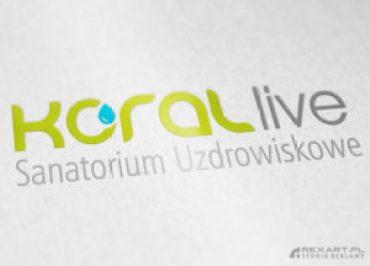 Logo koral live - sanatorium uzdrowiskowe
