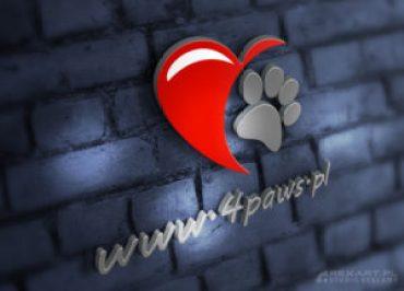 Logo 4paws