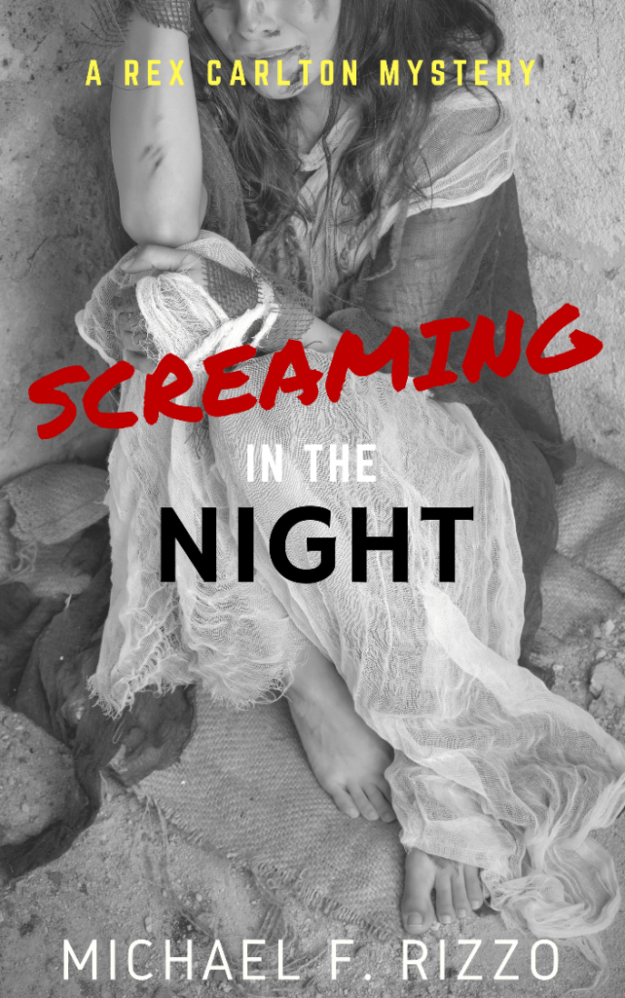 Cover of Screaming in the Night