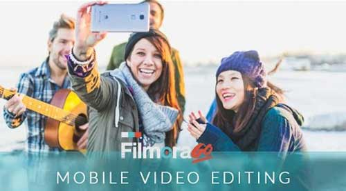 FilmoraGo – Free Video Editor Pro