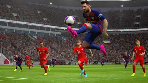 eFootball PES 2021 Apk mod