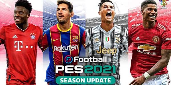 eFootball PES 2021 Apk