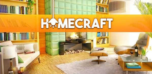 Homecraft - Home Design Game Mod