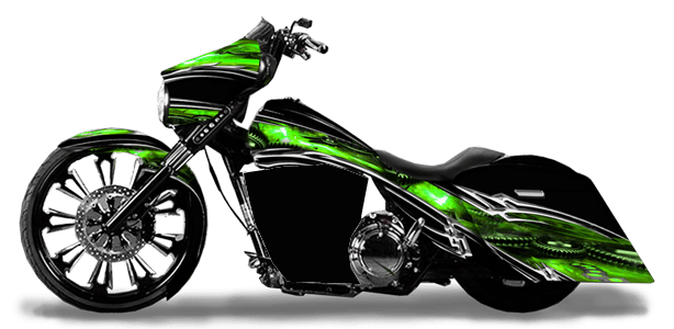 CustomChopperGreen