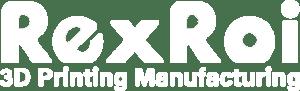 rexroi 3d printing manufacturing logo