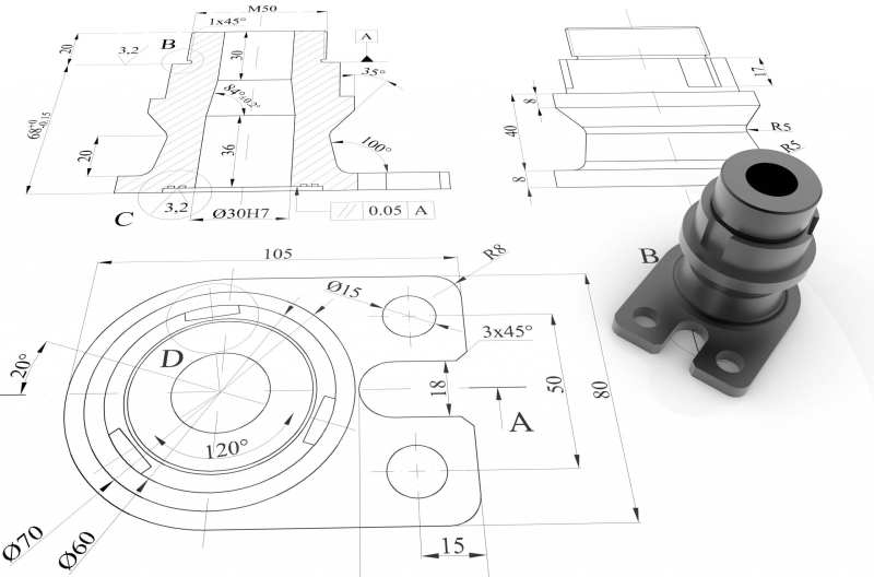 3D Printing Design Service