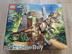 LEGO 75936 Jurassic Park T-Rex Rampage New & Sealed Set