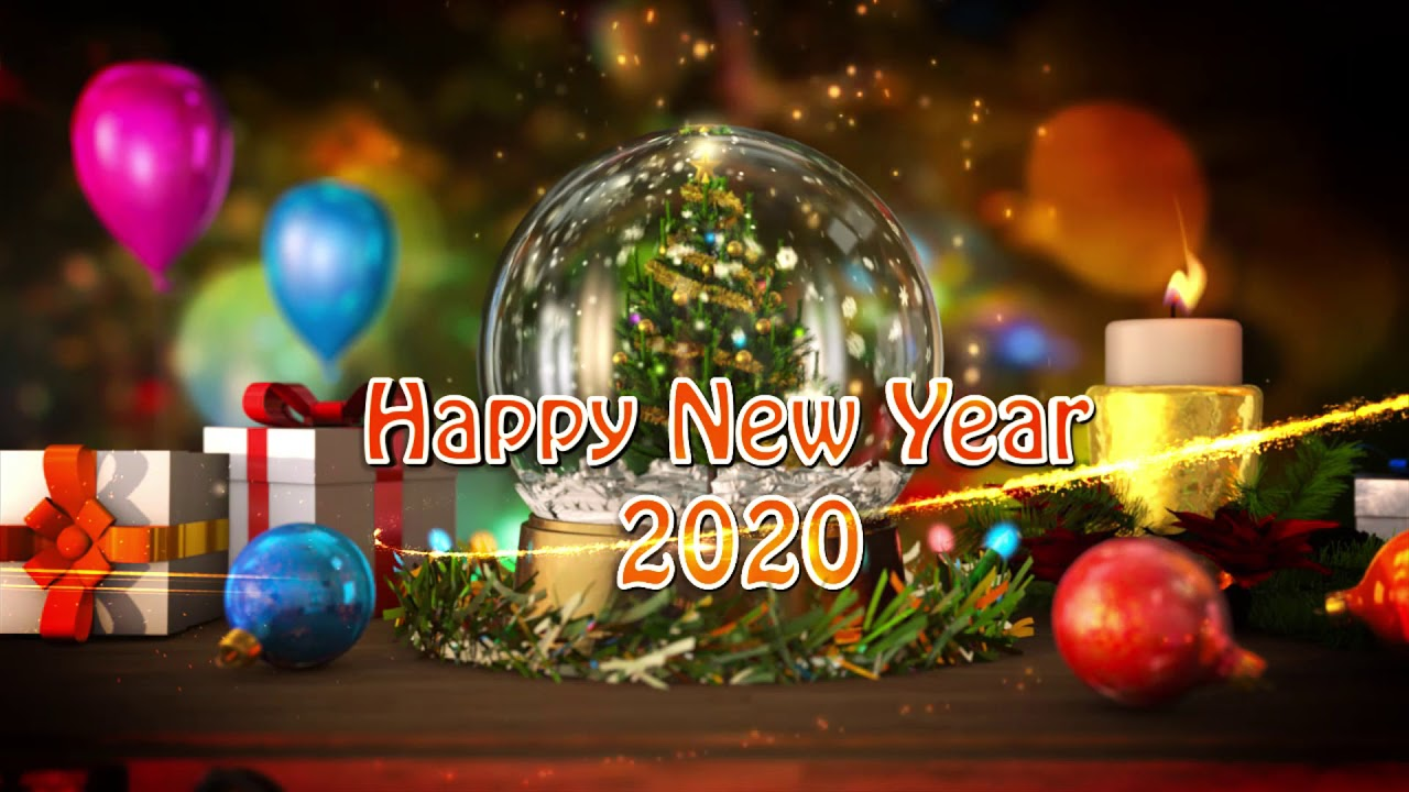 Happy New Year 2020 Images or Wallpaper