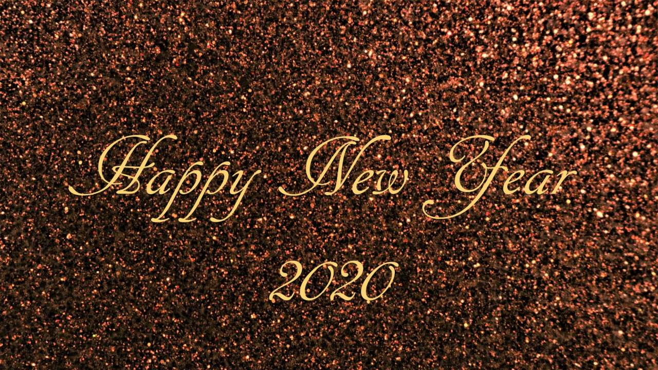 happy-new-year-2020-brown-glitter