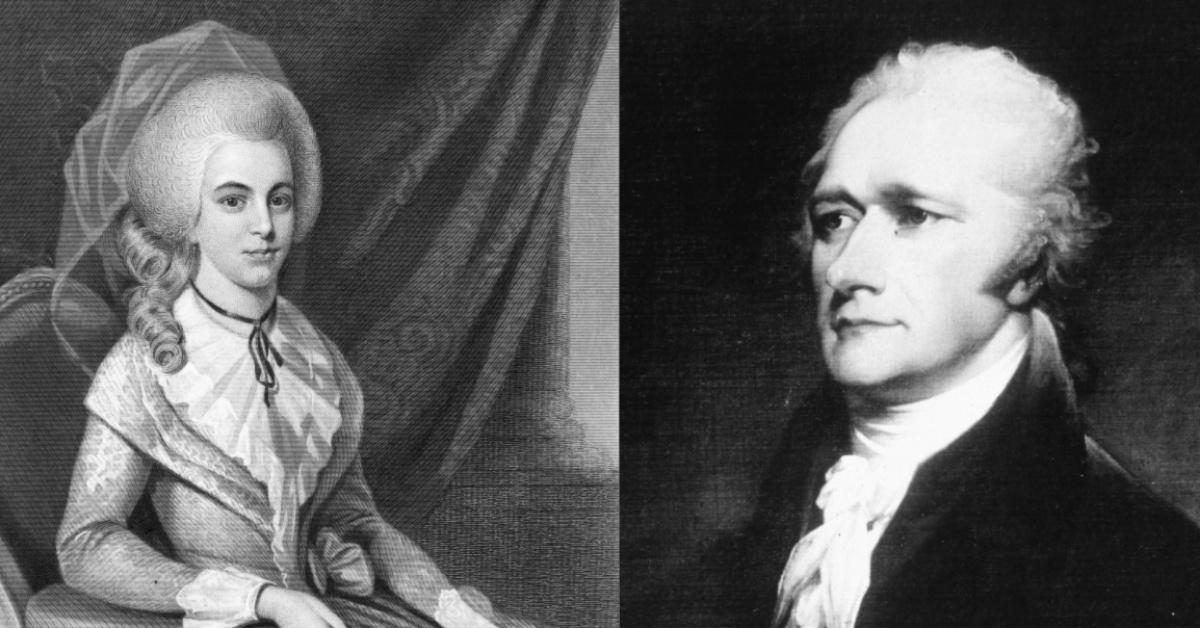 Alexander Hamilton Had Eight Kids Total (and Two Named ...