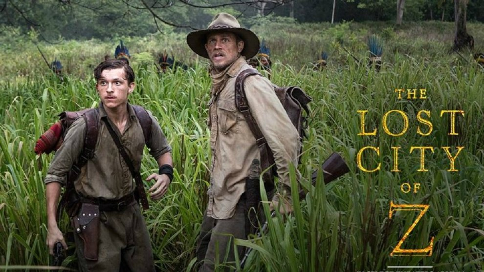 The Lost City Of Z Online