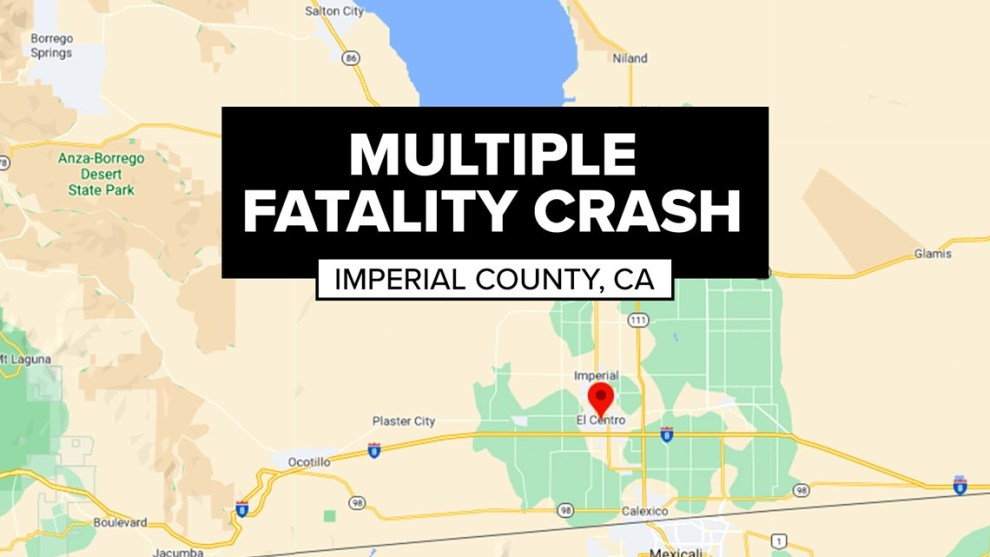 At least 15 people dead after vehicle crash in California