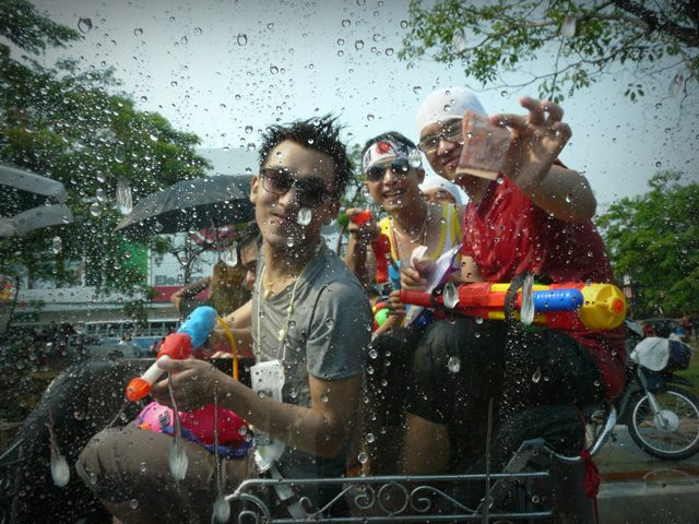 Songkran – A Thai Festival I'm looking forward to most!