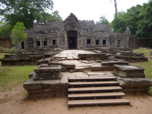 The Little Circuit of Angkor