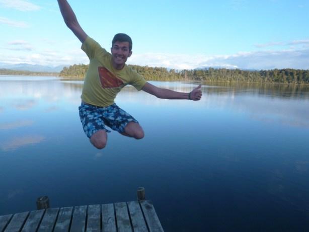 Lake Manhipua, top 5