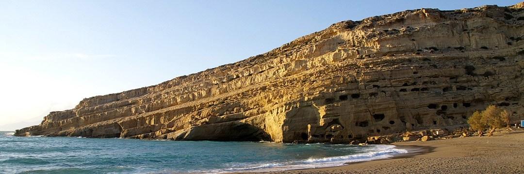 Get-away to Crete – Matala