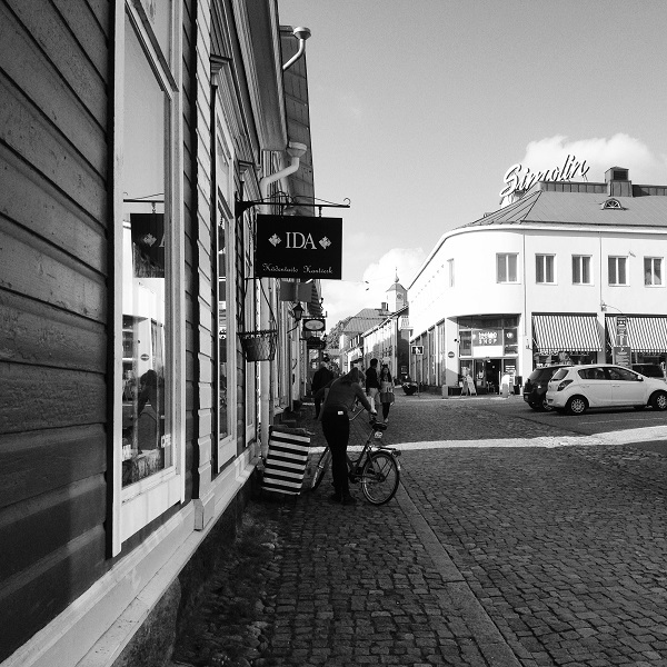 9. You'll feel like you've gone back in time in Old Town Porvoo