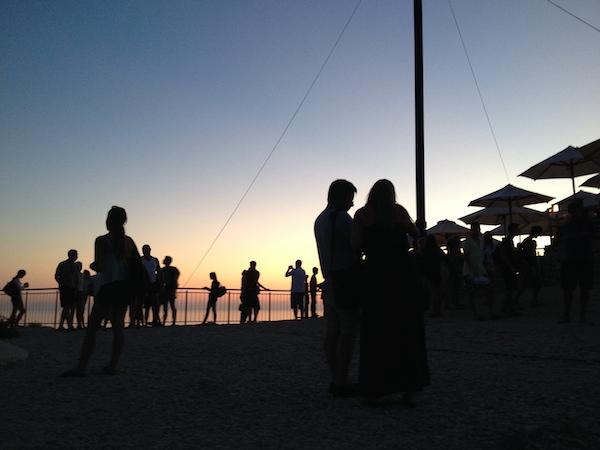 Sunset, Mount Srd, Dubrovnik