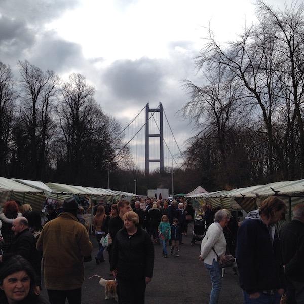 Humber Bridge Farmers' Market