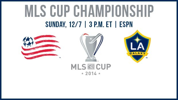 Final | MLS CUP – Los Angeles Galaxy – New England Revolution