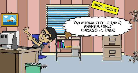 1-4-2015 | April Fools
