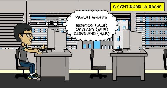 8-4-2015 | Parlay gratis miér… coles