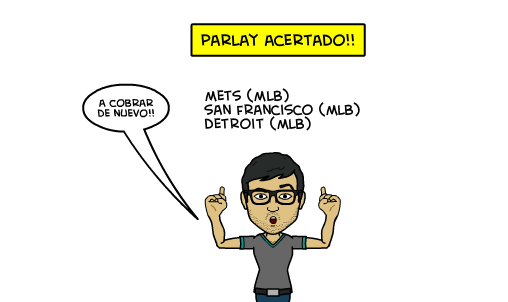 Parlay Memorial Day ¡Acertado!