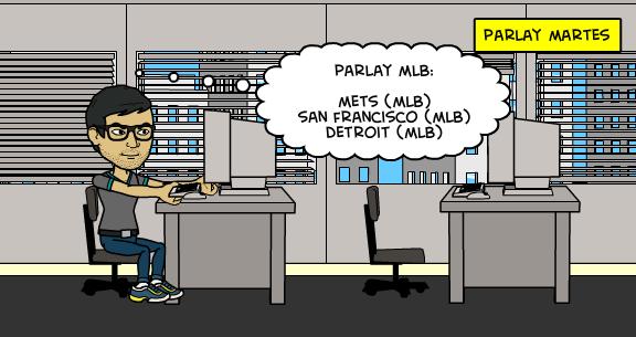 26-5-2015 | Parlay martes MLB