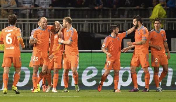 9-12-2015 | Pronósticos Champions League