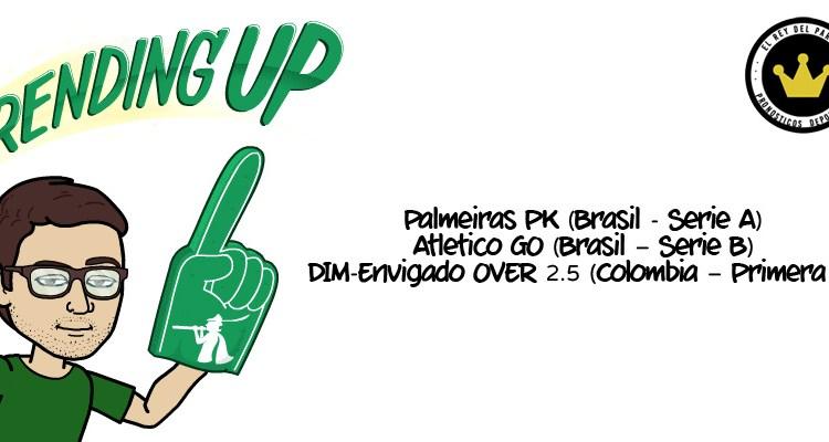 12-7-2016 | Parlay de martes, 100% Fútbol