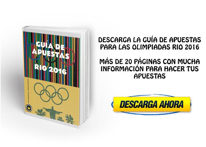 apuestas rio 2016 olimpiadas