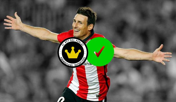 Athletic Bilbao – Sevilla ¡Acertado!
