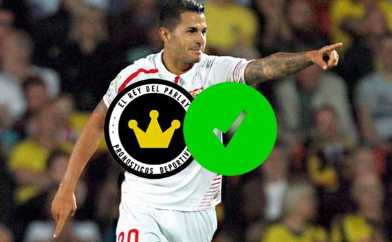 ¡Acertado! Pick Leganés vs Sevilla